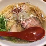 今品川「品達」で一番美味しい!「麺屋翔」で香彩鶏だし塩らーめん