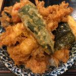 大森「天富久」ボリュームたっぷりで美味しいランチ天丼が大人気!