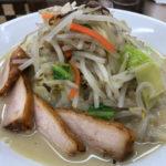 タンメンの殿堂店 御徒町の「富白」で濃厚で力強い鶏ぶたタンメン