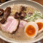 東京で1番美味しい!味噌ラーメン 淡路町「つじ田味噌の章」