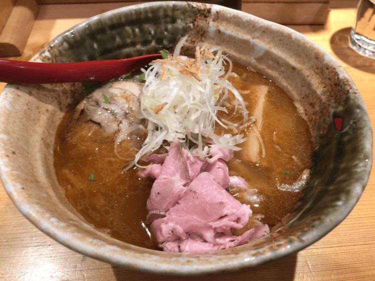 焼きあご塩らー麺@焼きあご塩らー麺 たかはし 上野店
