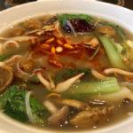 自由が丘「ZEN ROOM」健彩麺の薬膳スープが美味しくてびっくり!!